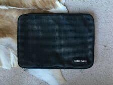 Diesel Case For Laptop Laptop Bag Black And Grey With Diesel Logo On Front