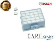 Filtro Bosch BBZ156HF HEPA aspiradora GL-40 GL-30 00576833 Recambio adattabil