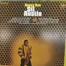 SIL AUSTIN Honey Sax SSS International White Label Promo VG LP 1969