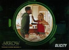 Arrow Season 4 Foil Olicity Chase Card OF1