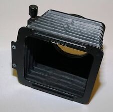 CONTAX 645 N1 NX Bellow Lens Hood GB-B1 for Sonnar Distagon Planar