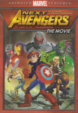 NEXT AVENGERS: HEROES OF TOMORROW - THE MOVIE (BILINGUAL) (DVD)