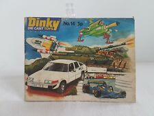 Dinky 1978 Catalogue No.14 100100