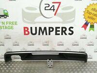 AUDI A3 2016 -ON GENUINE FACELIFT 5DR SPORTBACK SPORTLINE REAR BUMPER DIFFUSER