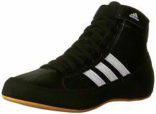 Adidas Botas Zapatos estragos Lucha Libre Adultos para Hombre Zapatillas bombas de boxeo negros HVC