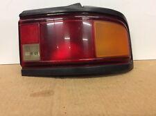 1990 1991 Mazda Protege OEM RH Tail Light Assembly Taillight