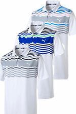 Puma hoja de ruta Polo Golf Camisa 577880 para Hombre Nuevos-Choose Color & Size!