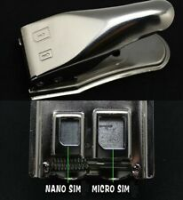Dual Sim Cutter for iPhone 4/4s iPhone 5/5S/5C