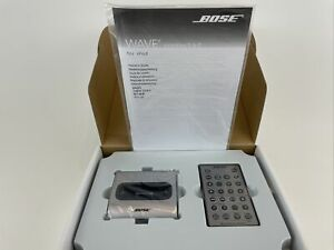 Bose Wave Music System Connect Kit for iPod Docking Station Open Box New