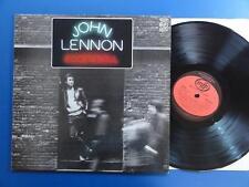 JOHN LENNON rock n roll MFP UK LP EX +/EX +