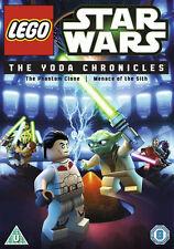 LEGO STAR WARS The Yoda Chronicles Episodes 1-2 Animated Cartoon DVD
