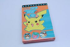 Vintage Pokemon Valentine's Day Cards & Envelopes Collectors Series 2 NEW SEALED