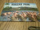 VINTAGE POSTCARD PACK FROM HILEAH PARK RACE TRACK HORSE RACING FLORIDA