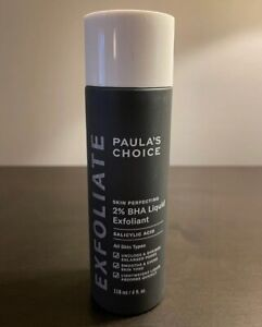 NEW Paula's Choice Skin Perfecting 2% BHA Liquid Exfoliant - 4oz