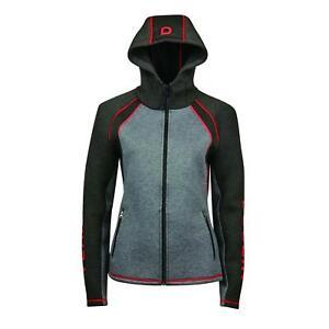 Dublin Alex Raglan Full Zip Technical Ladies Fleece Jacket Active Pro Sport Coat