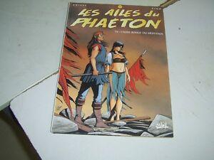 Les ailes du Phaeton, Tome 6 : L'aube rouge du Medianos Didier Crisse Fino    eo