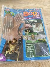 How Your Body Works Billy Bones Issue 51 Brand New Sealed