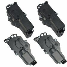 4PCS OF 2 RIGHT AND 2 LEFT SIDE DOOR LOCK ACTUATORS For Ford Lincoln Mercury