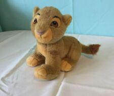 Simba Plush Stuffed Animal Toy Disney The Lion King R4