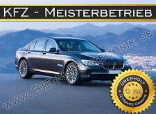 BMW 740D F01 LD 306PS 313PS N57D30TOP XDRIVE N57 MOTORÜBERHOLUNG INSTANDSETZUNG