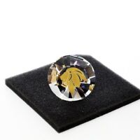 SWAROVSKI SCS ANNUAL EDITION 2016 CRYSTAL LION AKILI CHATON GOLD paper weight