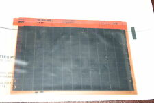 1986 Edition #4 Classic Saab 900 Master Parts Book on Microfiche Groups 0 - 10