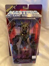 Mattel Masters Of The Universe Deluxe Battle Armor Skeletor MOTU