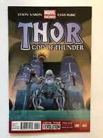 Thor God Of Thunder #4 Marvel Comics (Mar, 2013) 9.2 NM- 1st print