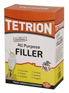 Tetrion All Purpose Filler  Powder 3kg