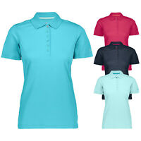 CMP Polo Shirt Damen Sport Freizeit Polohemd Freizeitshirt kurzarm