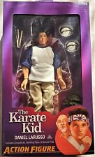 NECA THE KARATE KID * DANIEL LARUSSO * 7' ACTION FIGURE WITH MOVIE PROPS NIB!
