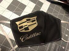 cotton face mask washable - Cadillac -Gold