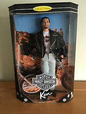 Collector Edition Harley-Davidson Ken