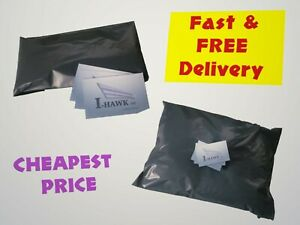 Strong Poly Self Sealing Mailing Bags Parcel Postal Gift Packing Grey Bags Mixed