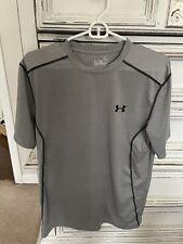 Men's Under Armour Fitted HeatGear Medium Short Sleeve Dri-fit Shirt