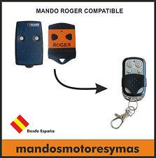 O-MANDO ROGER TX22 COMPATIBLE,ROGER REMOTE CONTROL TX22 COMPATIBLE