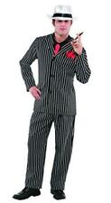 Christys Mens Gangster Mob Boss Fancy Dress Costume - One Size