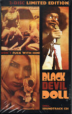 Black Devil Doll - 2 Disc Limited Numbered Large Hardbox -