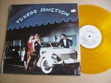 LP -- TUXEDO JUNCTION -- COULEUR JAUNE -- RARE -- Glenn Miller Orchestra