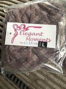BNWT Elegant Moments Lace Camisole Set (5194) Colour Brown Size Large