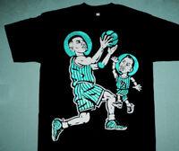 New Anfernee Hardaway Lil Penny Island Green foamposite shirt cajmear M L XL 2X