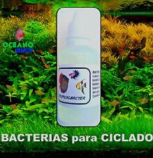 Tropicalbacter 30ml bacterias agua dulce ciclado ciclar acuario tropical