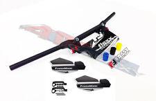 Fasst Flexx Flex 15 Handlebars Black White Powermadd Star Series Handguards ATV