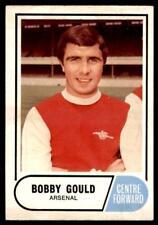 A&BC Football Green Back 1969 (B2) Bobby Gould - Arsenal No. 55