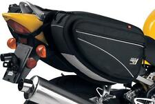 Used A+ Nelson-Rigg CL-950 Deluxe Saddlebag With Side Stiffeners and rain covers