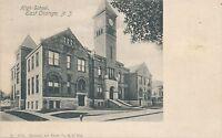 EAST ORANGE NJ – High School – udb (pre 1908)