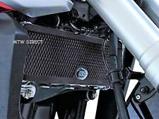 Honda CB125R (2019)  R&G  Black Radiator Guard Cover