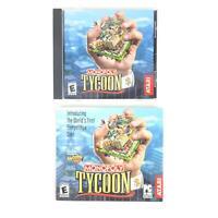 Monopoly Tycoon (PC, 2001) Atari Competitive Sim Windows CD-Rom