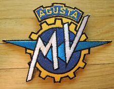Aufnäher / Aufbügler/ Patch: MV AGUSTA -   Logo - Kult!