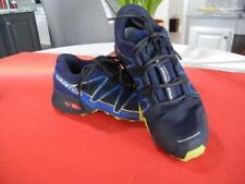 Men's Salomon Speedcross Vario 2  Navy Sensifit Trail Runner Size 8.5 Med